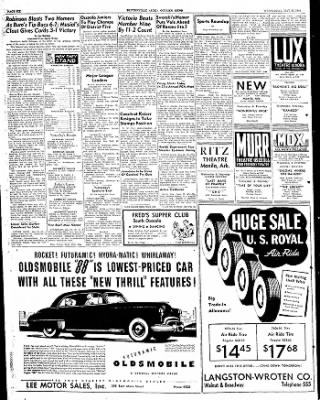 The Courier News from Blytheville, Arkansas on May 25, 1949 · Page 6