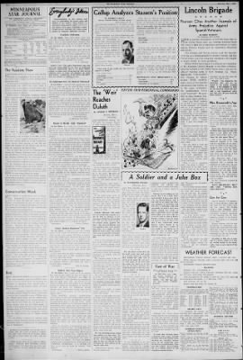 The Minneapolis Star from Minneapolis, Minnesota on May 1, 1943 · Page 4
