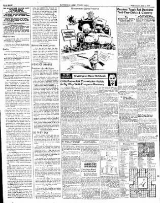 The Courier News from Blytheville, Arkansas on May 25, 1949 · Page 8