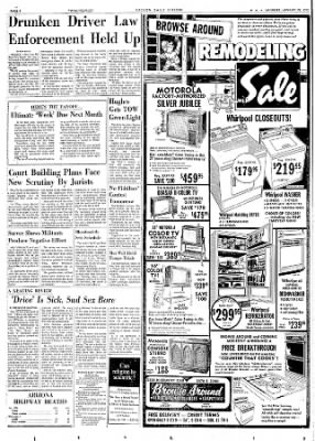 Tucson Daily Citizen from Tucson, Arizona on January 22, 1972 · Page 2