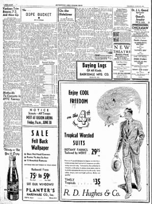 The Courier News from Blytheville, Arkansas on June 29, 1944 · Page 8