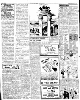 The Courier News from Blytheville, Arkansas on June 11, 1946 · Page 4