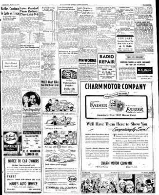 The Courier News from Blytheville, Arkansas on June 11, 1946 · Page 5