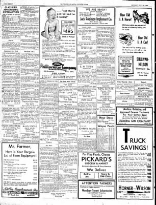 The Courier News from Blytheville, Arkansas on January 19, 1953 · Page 8
