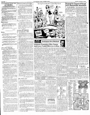 The Courier News from Blytheville, Arkansas on August 19, 1949 · Page 6