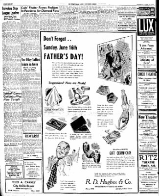 The Courier News from Blytheville, Arkansas on June 11, 1946 · Page 8