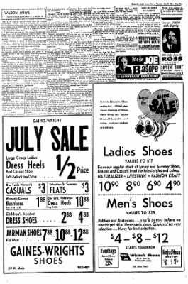 The Courier News from Blytheville, Arkansas on June 30, 1966 · Page 9