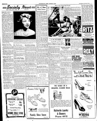 The Courier News from Blytheville, Arkansas on May 26, 1949 · Page 4