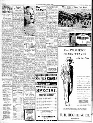 The Courier News from Blytheville, Arkansas on May 25, 1939 · Page 6