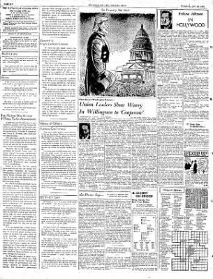 The Courier News from Blytheville, Arkansas on January 20, 1953 · Page 6