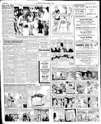 The Courier News from Blytheville, Arkansas on May 10, 1947 · Page 6