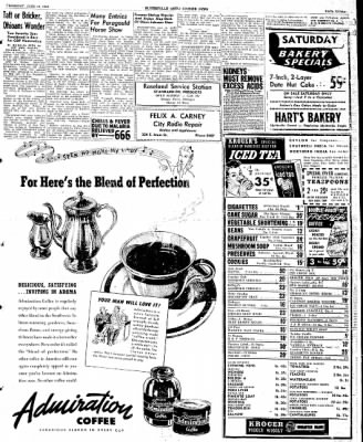 The Courier News from Blytheville, Arkansas on June 13, 1946 · Page 3