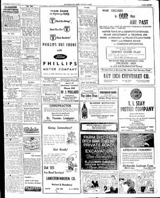 The Courier News from Blytheville, Arkansas on May 10, 1947 · Page 7