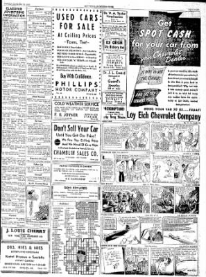 The Courier News from Blytheville, Arkansas on January 29, 1945 · Page 5