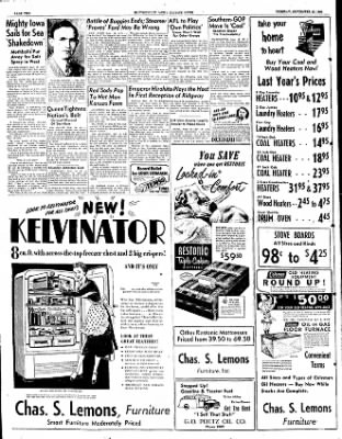 The Courier News from Blytheville, Arkansas on September 18, 1951 · Page 2