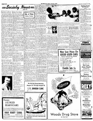 The Courier News from Blytheville, Arkansas on August 22, 1949 · Page 4