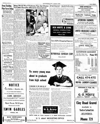 The Courier News from Blytheville, Arkansas on May 12, 1947 · Page 7