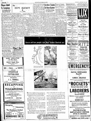 The Courier News from Blytheville, Arkansas on January 30, 1945 · Page 6