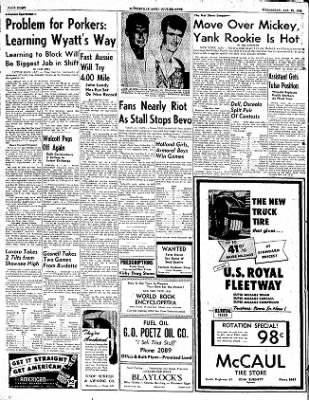 The Courier News from Blytheville, Arkansas on January 21, 1953 · Page 8