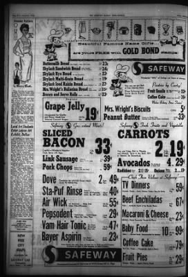 safeway cake decorations.htm longview news journal from longview  texas on february 19  1960  longview news journal from longview