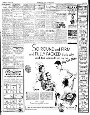 The Courier News from Blytheville, Arkansas on June 7, 1934 · Page 3