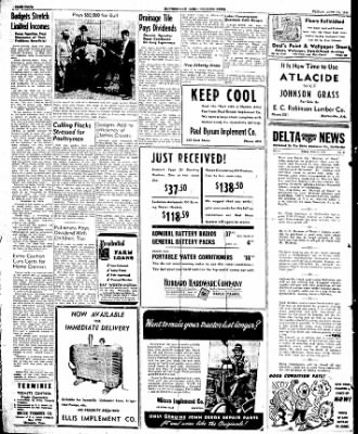 The Courier News from Blytheville, Arkansas on June 14, 1946 · Page 4