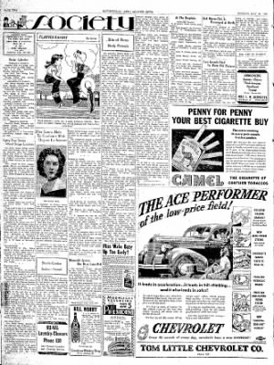 The Courier News from Blytheville, Arkansas on May 29, 1939 · Page 2