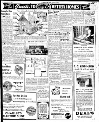 The Courier News from Blytheville, Arkansas on May 13, 1947 · Page 8