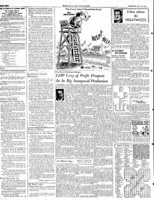 The Courier News from Blytheville, Arkansas on January 22, 1953 · Page 1
