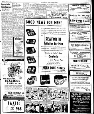 The Courier News from Blytheville, Arkansas on June 14, 1946 · Page 7
