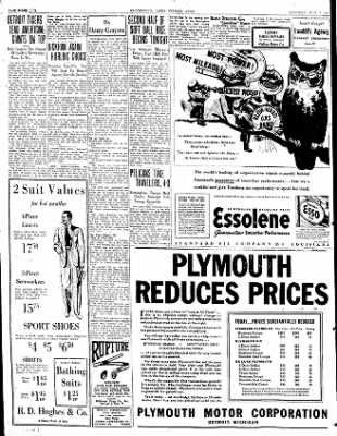 The Courier News from Blytheville, Arkansas on June 7, 1934 · Page 8