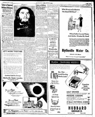 The Courier News from Blytheville, Arkansas on May 13, 1947 · Page 10