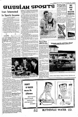 The Courier News from Blytheville, Arkansas on November 7, 1967 · Page 9