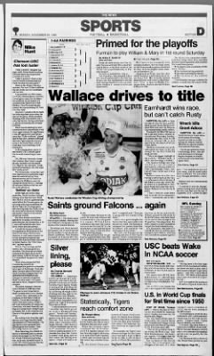 The Greenville News from Greenville, South Carolina on November 20, 1989 · Page 8