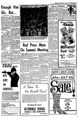The Courier News from Blytheville, Arkansas on July 5, 1966 · Page 3