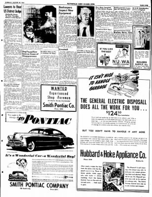 The Courier News from Blytheville, Arkansas on August 23, 1949 · Page 9