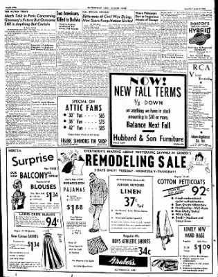 The Courier News from Blytheville, Arkansas on May 30, 1949 · Page 4