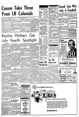 The Courier News from Blytheville, Arkansas on July 5, 1966 · Page 6