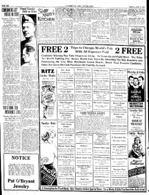 The Courier News from Blytheville, Arkansas on June 8, 1934 · Page 6