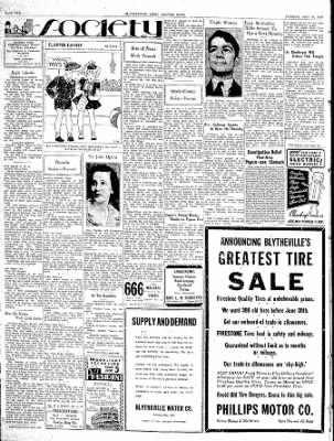 The Courier News from Blytheville, Arkansas on May 30, 1939 · Page 2
