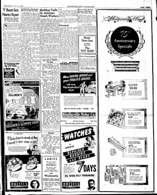 The Courier News from Blytheville, Arkansas on May 14, 1947 · Page 3