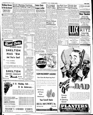 The Courier News from Blytheville, Arkansas on May 14, 1947 · Page 5