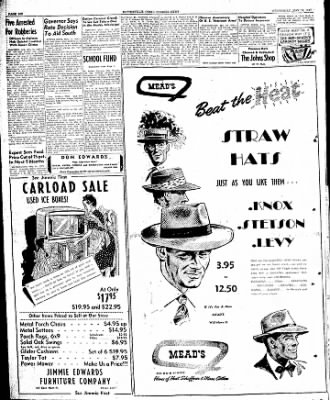 The Courier News from Blytheville, Arkansas on May 14, 1947 · Page 6