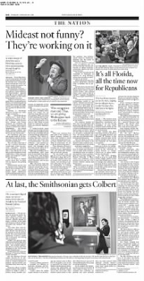 The Los Angeles Times from Los Angeles, California on January 22, 2008 · Page 14