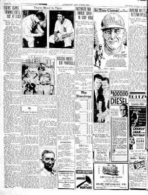 The Courier News from Blytheville, Arkansas on August 15, 1936 · Page 6