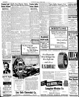 The Courier News from Blytheville, Arkansas on June 17, 1946 · Page 8