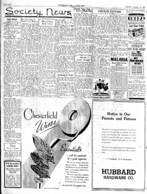 The Courier News from Blytheville, Arkansas on August 17, 1936 · Page 2