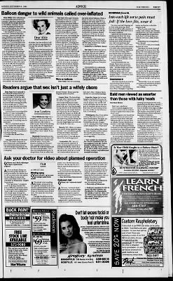 Environments Gain Is Newspaper Lovers >> Star Tribune From Minneapolis Minnesota On September 16 1996 Page 47