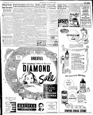 The Courier News from Blytheville, Arkansas on May 15, 1947 · Page 3