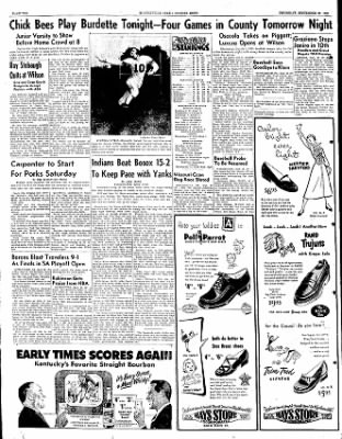 The Courier News from Blytheville, Arkansas on September 20, 1951 · Page 10